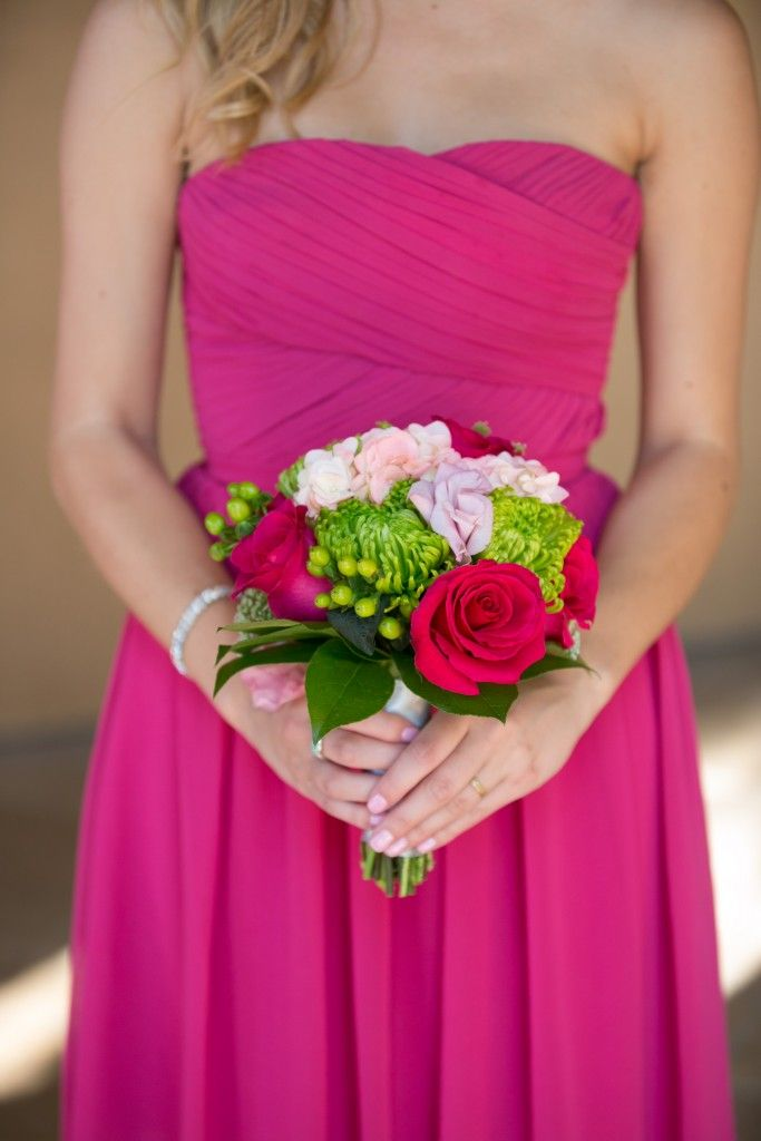 Boldly beautiful colors for your perfect wedding day!  Go big, and go BOLD!