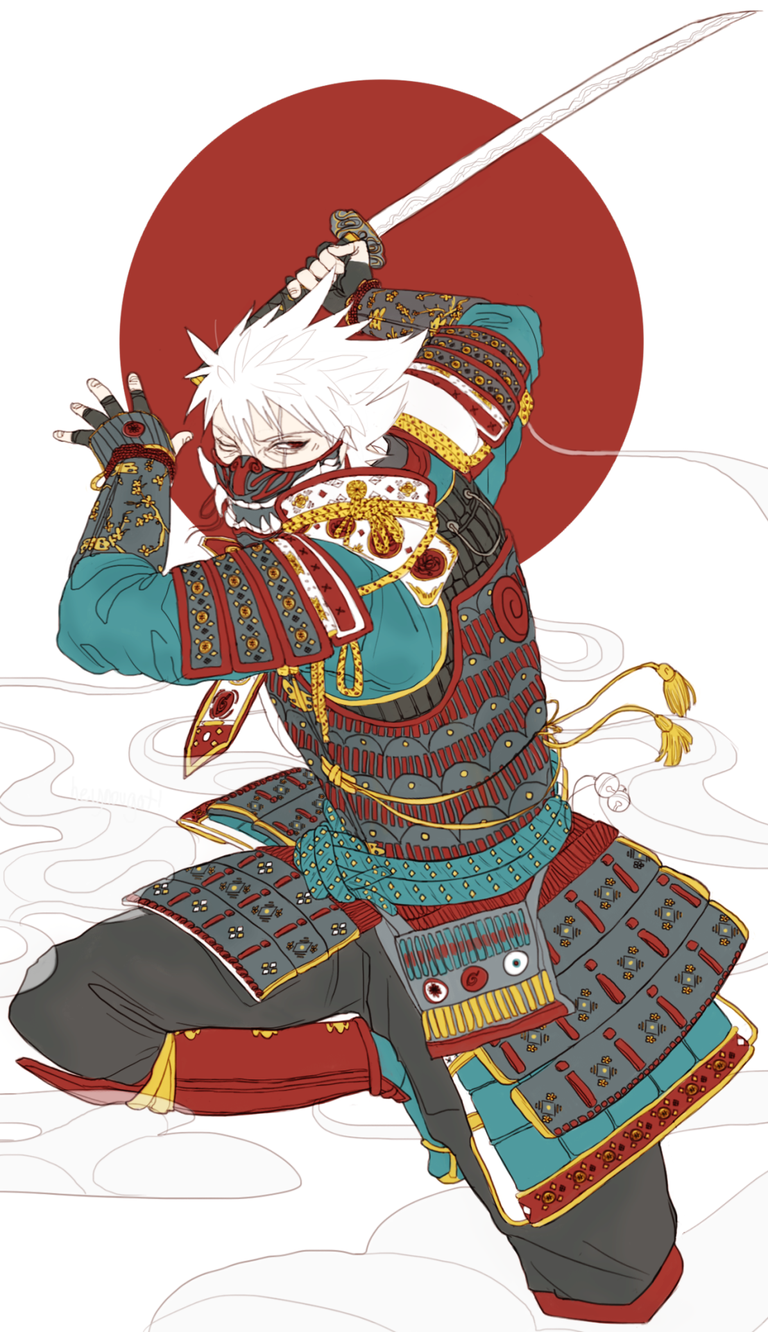 meowjima Anime character design, Naruto art, Concept