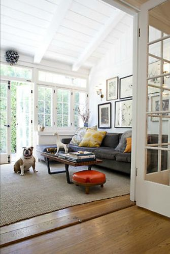 House Of Honey Eclectic Mid Century Vintage Modern Living Room Home Interior Design Interior