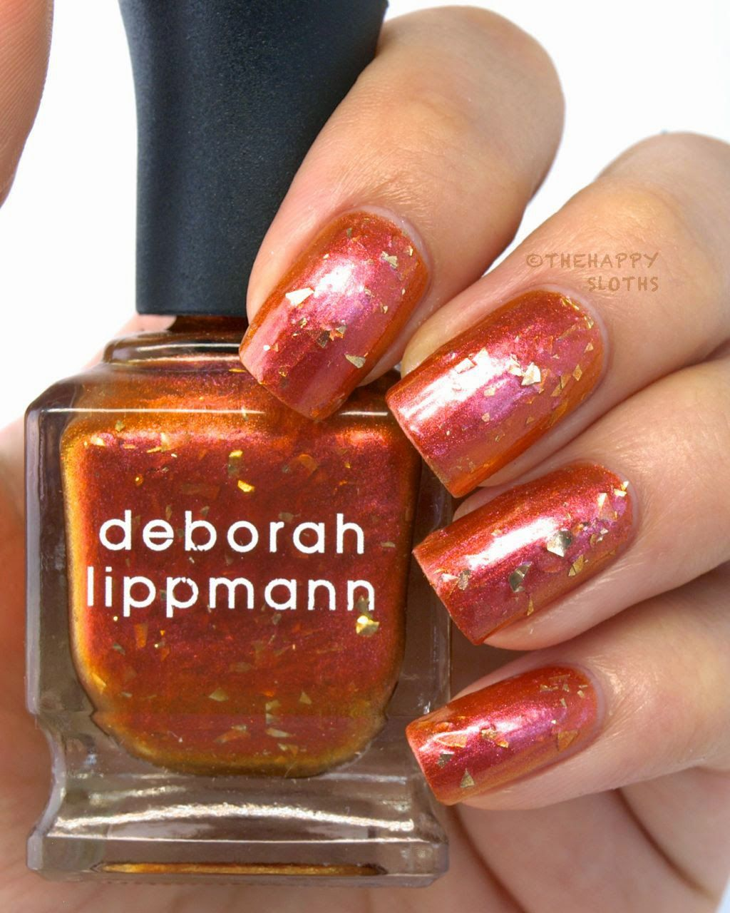 Deborah Lippmann Holiday 2014 Collection Marrakesh Express Review ...