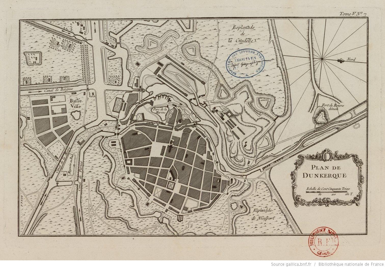 Plan De Dunkerque