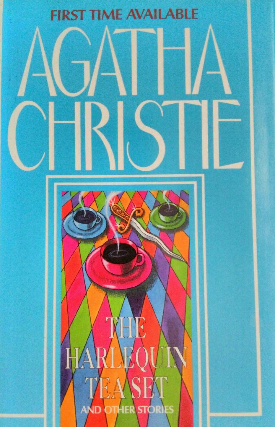 The Harlequin Tea Set by Agatha Christie.