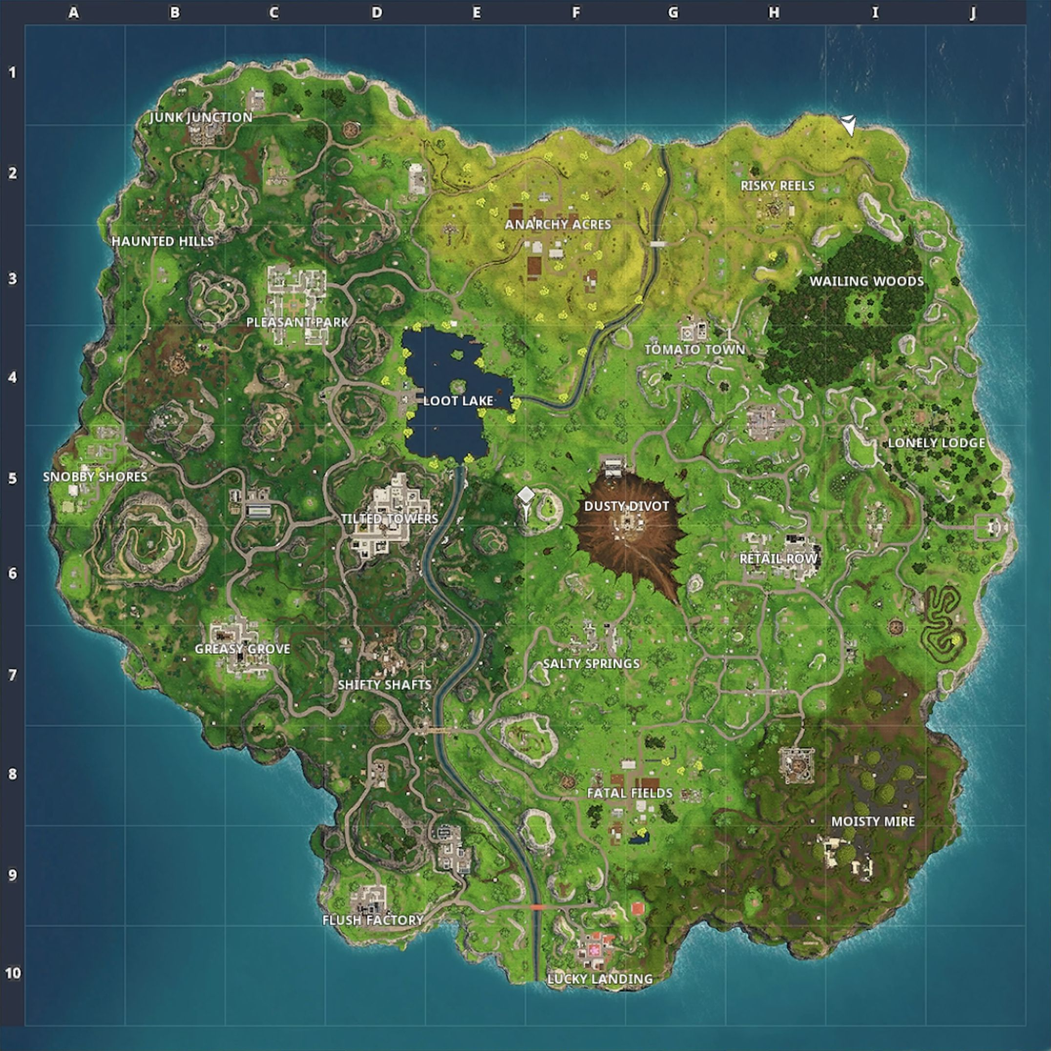 Everything You Need To Know About Fortnite Season 4 Fortnite