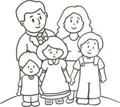 La Familia Para Dibujar Buscar Con Google Imagenes Bonitas