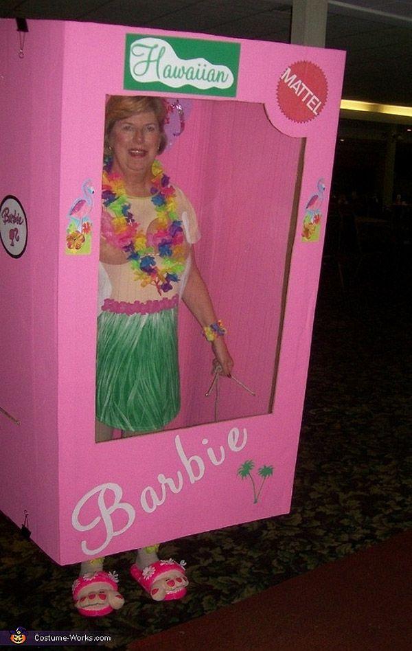 Disfraz de Barbie Hawaiana halloween ideas Pinterest - barbie halloween costume ideas
