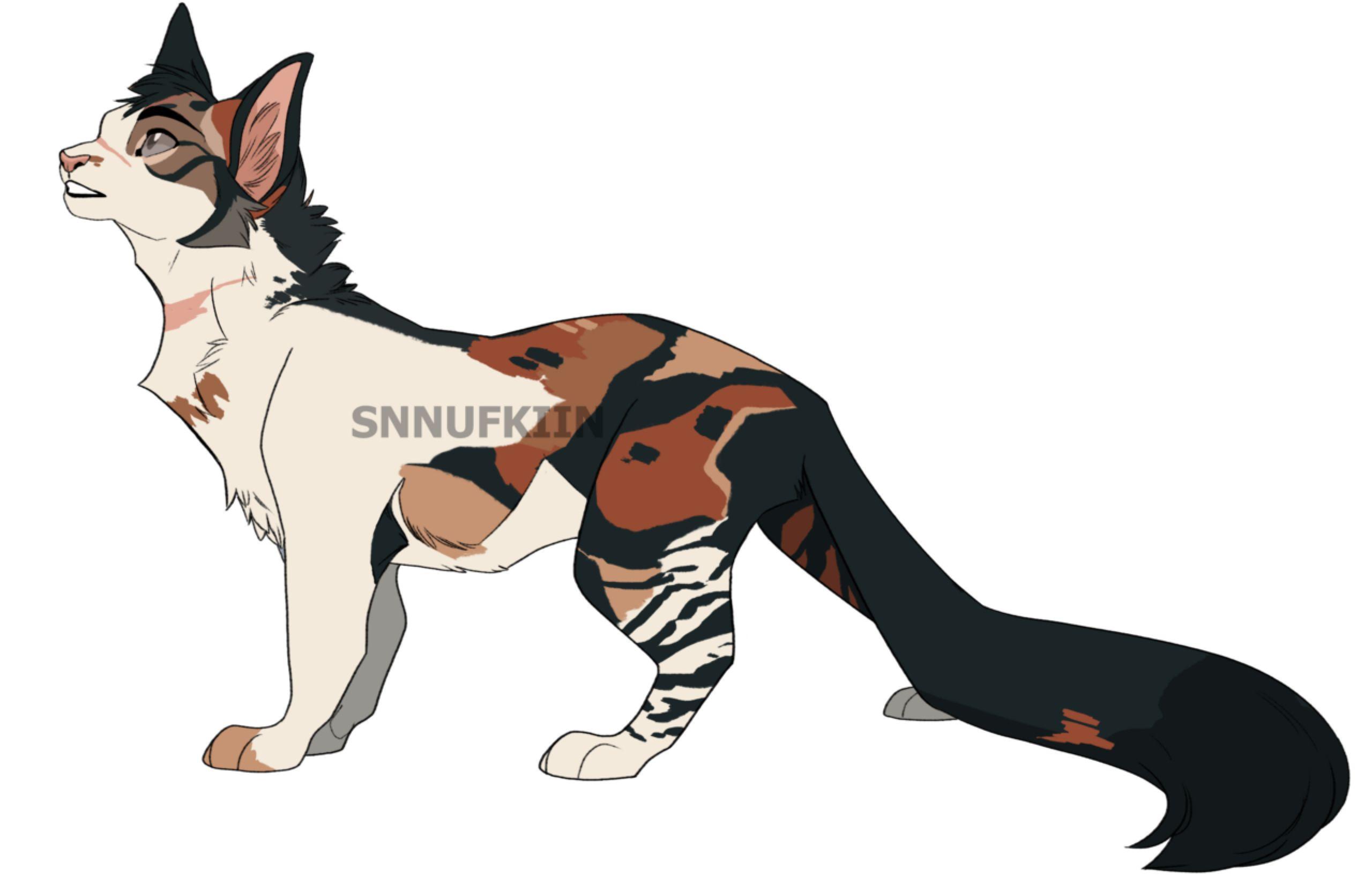 Warrior Cat Oc