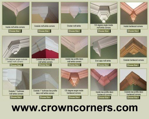 Awesome easy way to install crown molding  With  crown caps   there. Awesome easy way to install crown molding  With  crown caps