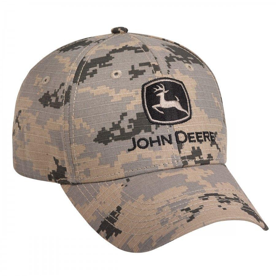 91fd58bb571 John Deere Digital Camo Hat - Hats - Men s