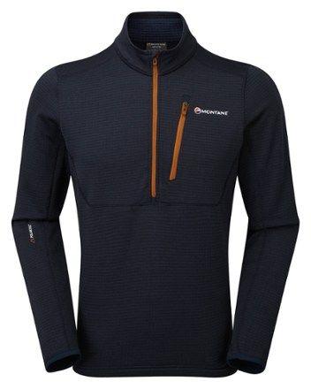 Professional Men/'s Omicron III Waterproof Breathable Fleece Blue