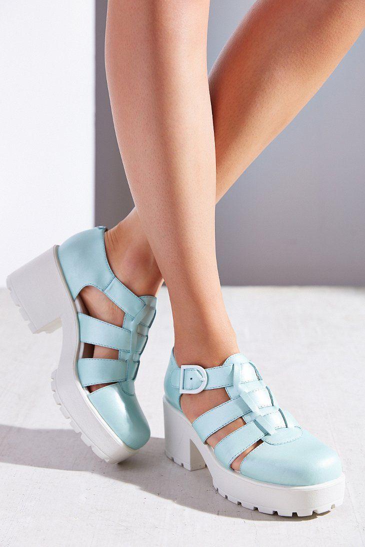 72a7e51d0d1 Vagabond Dioon Fisherman Platform Sandal urban outfitters | Shoes ...