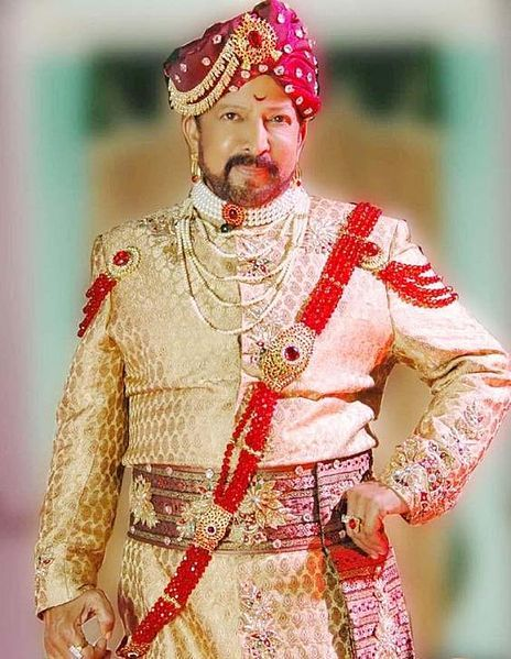 Vishnuvardhan an Indian actor in Kannada Film Industry  He