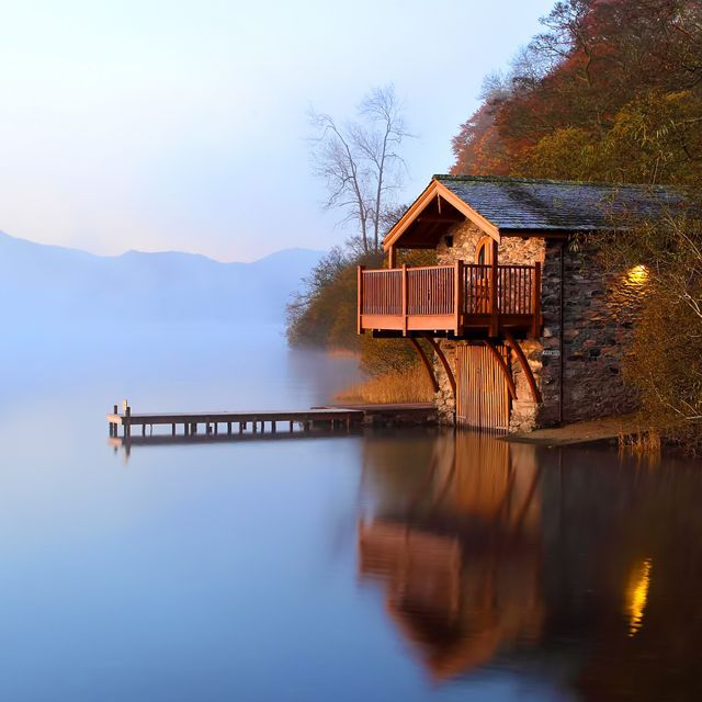 Boat House @ Soulby, England