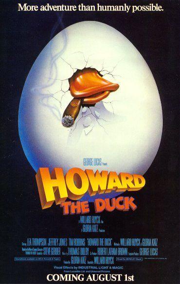 Movie ScreenShots: Howard the Duck (1986)