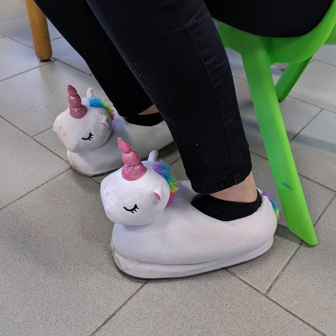 Photo of Roberta al reparto di pediatria di Napoli ha le pantofole pi belle che si sono m…