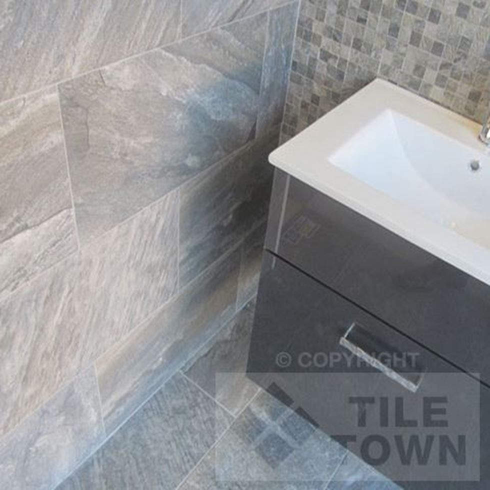 Discount slate floor tile columbialabelsfo quarcita natural bathroom wall tiles by realonda tile factory dailygadgetfo Image collections