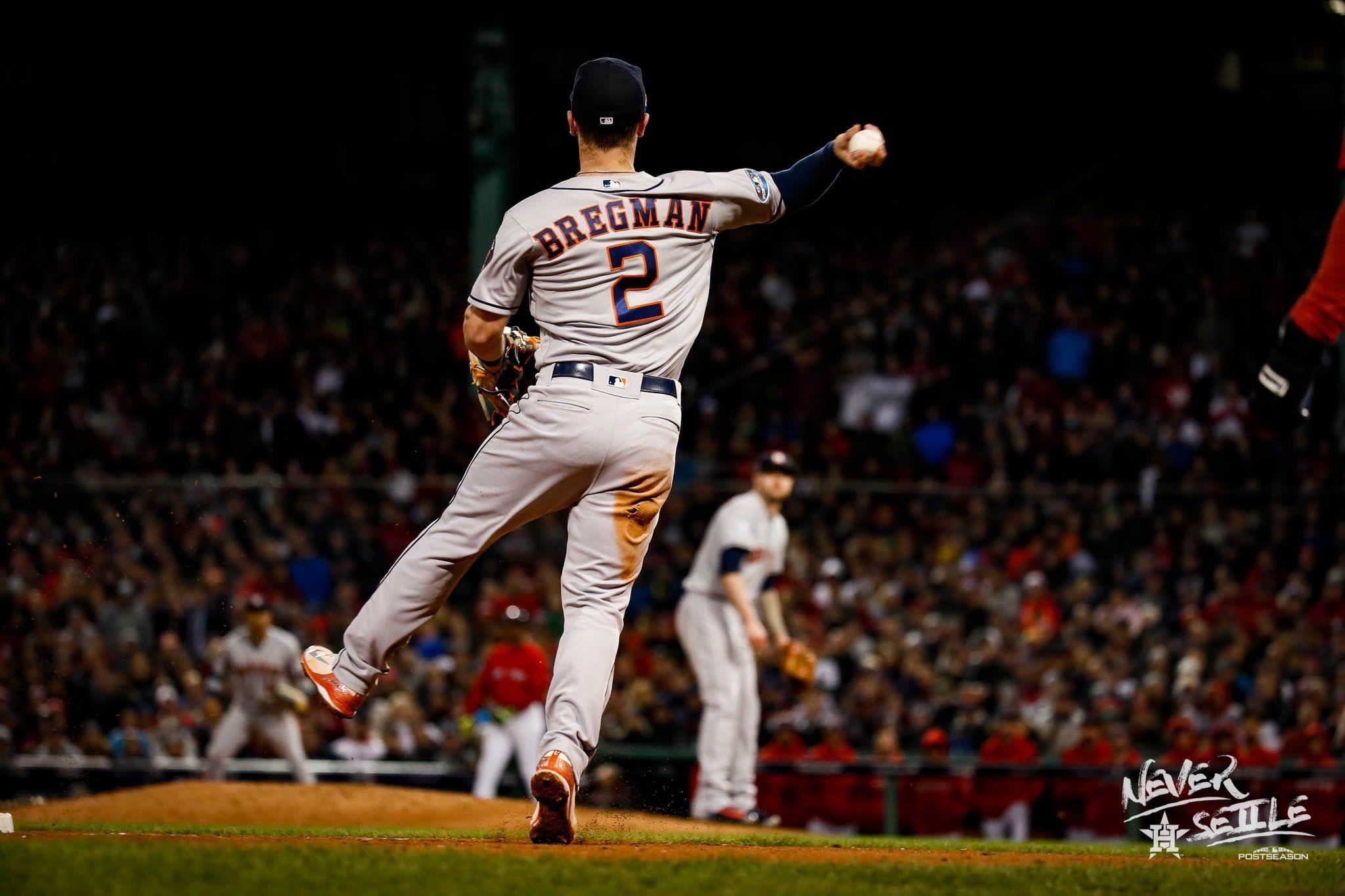 Pin by Madison on Alex Bregman Houston astros baseball
