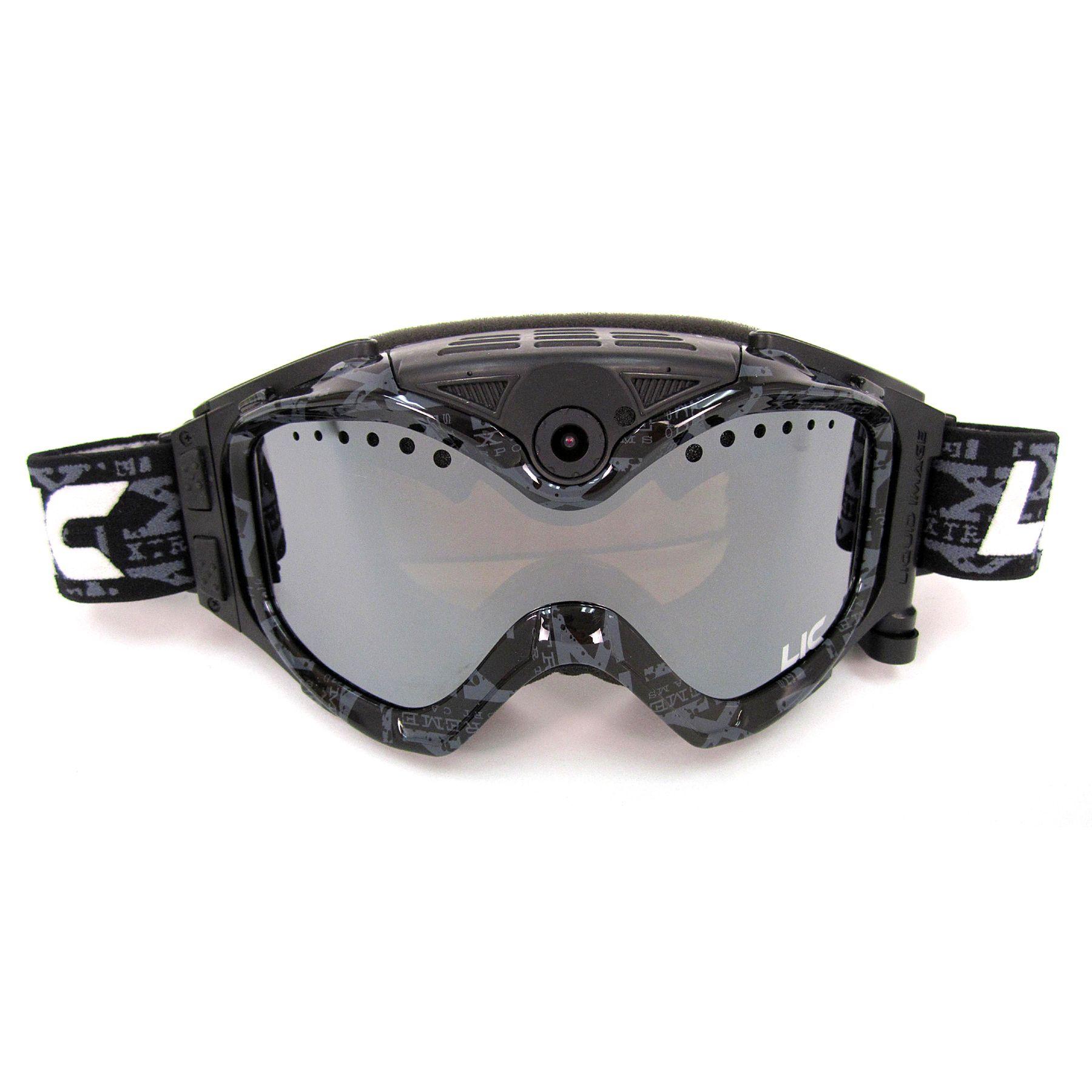 All-Sport de Liquid Image: las gafas con cámara incorporada para deportistas extremos