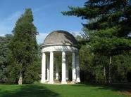 Montpelier, Montpelier Station, Virginia, USA.  Home of President James Madison.