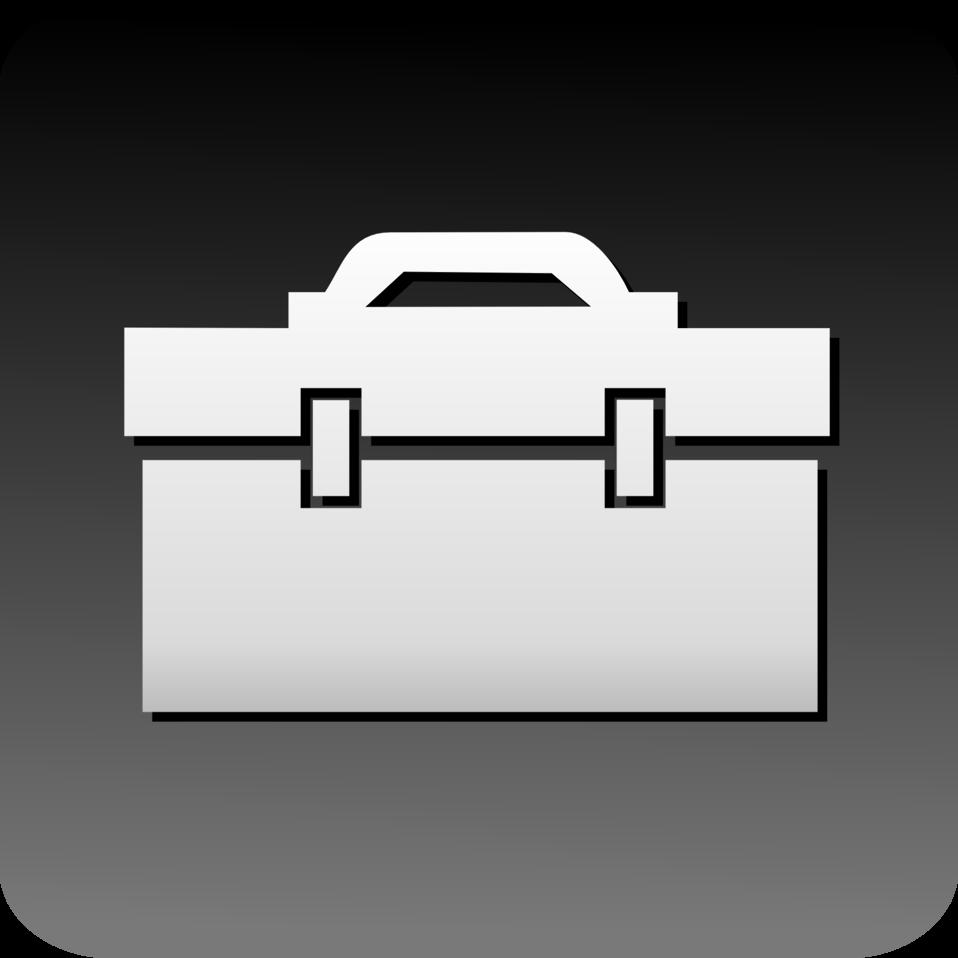 Toolbox Icon Public Domain Clip Art Clip Art Clip Art Library