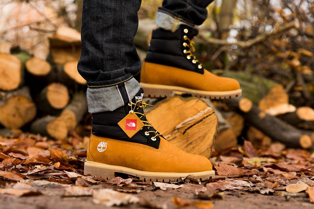 5e76c138c On-Foot: The North Face x Timberland 6-Inch Boot | Street Sneakers ...