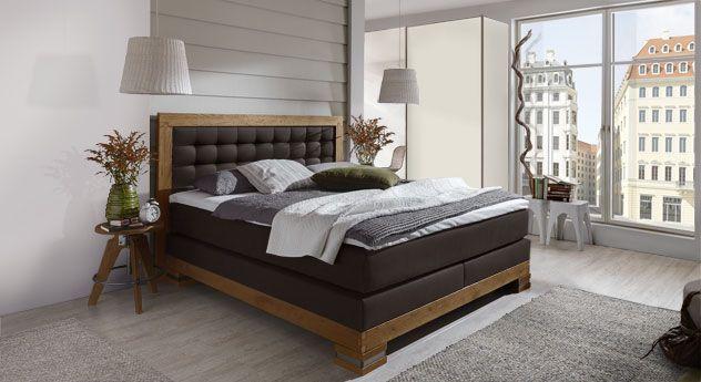 Billig Schlafzimmer Set Mit Boxspringbett | Deutsche Deko
