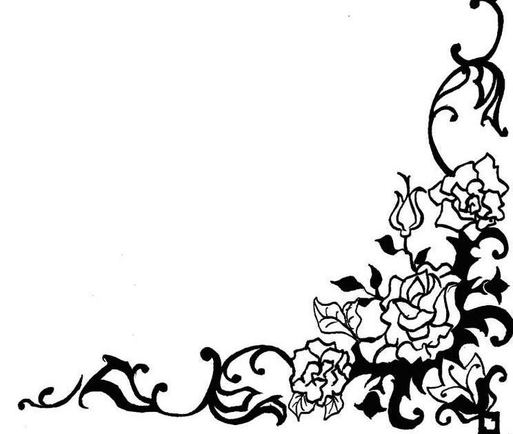 27 Gambar Bunga Hitam Putih Yang Mudah Gambar Sketsa Bunga Mawar Hitam Putih Sekarang Ini Mencari Gambar Di Internet Sangatlah Mud Gambar Bunga Bunga Gambar