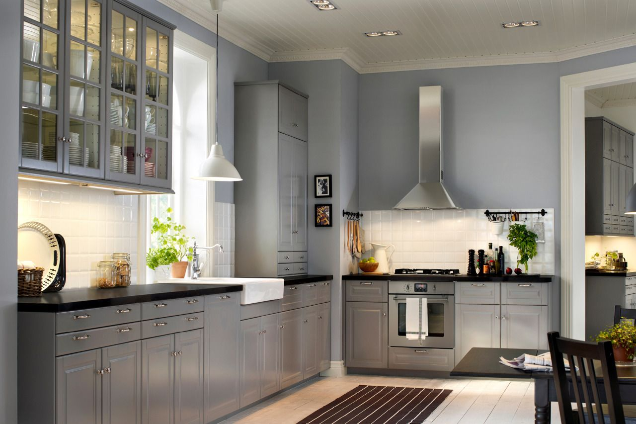 Cool Calm And Functional Kitchen: Cool, Calm And Functional.Featured Products BODBYN