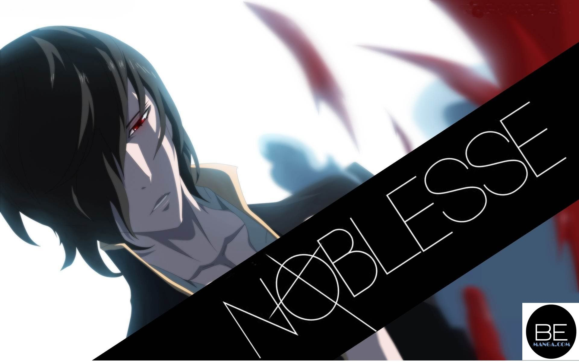 Noblesse For 820 years he had slumbered with no