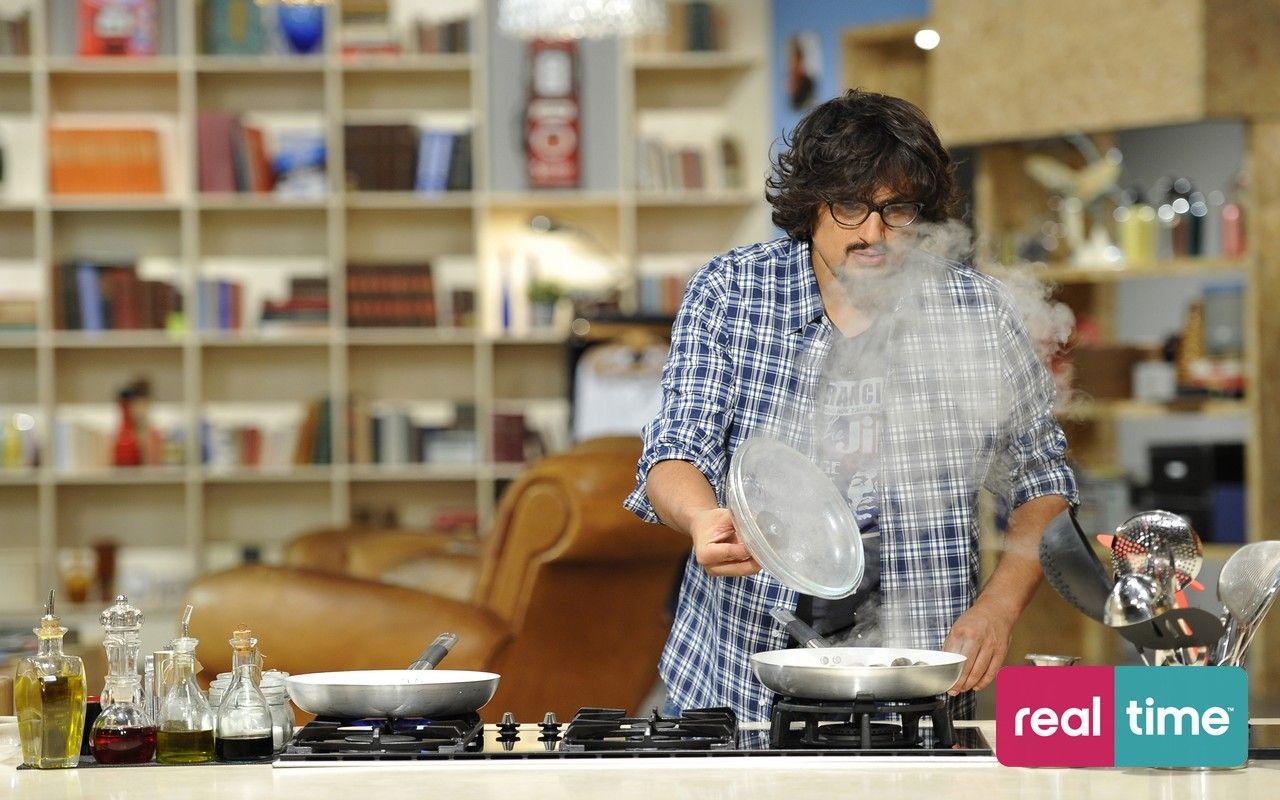Real Time è: Cucina Con Ale con Alessandro Borghese | Cucina Con ...