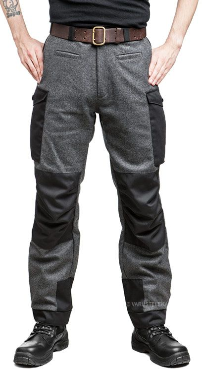 Särmä M15 Wool Trousers, standard model