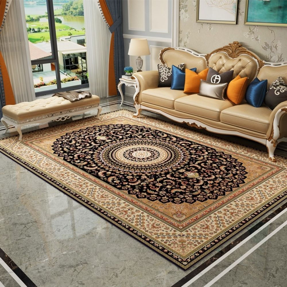 Persian Royal Soft Carpets For Living Room Bedroom Kid Room Rugs Home Carpets Floor Door Mat Rug In 2020 Living Room Carpet Area Room Rugs Kids Room Rug