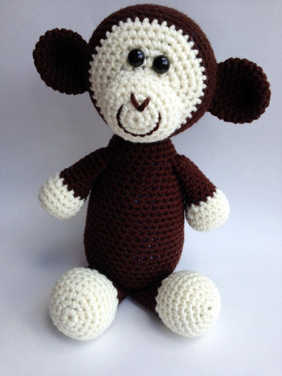 Crochet Monkey Cool Crochet Pattern Crochet By Thesimplyhooked