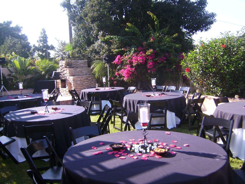 community center catering weddings events backyard wedding