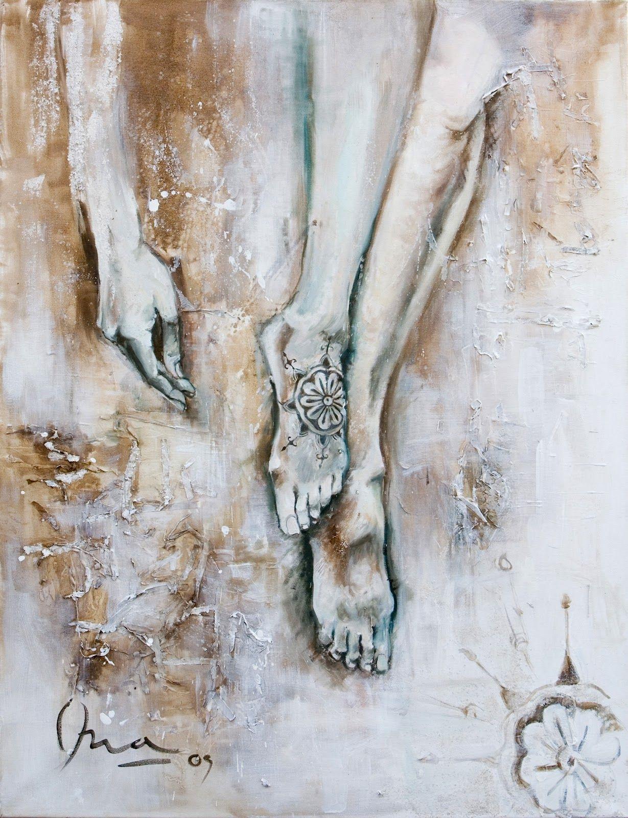 #Posidonia #Art Laura Cáceres