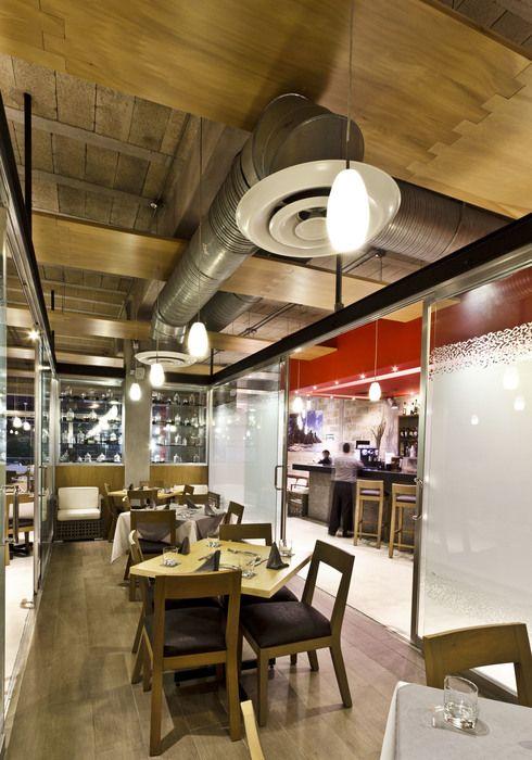 Ile Restaurant, Mexico designed by Dox Arquitectos