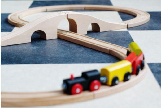 Giochi e giocattoli in legno IKEA