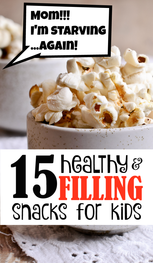 Healthy and Easy After School Snacks for Kids My kids were CONSTANTLY grazing throughout the day, so I came up with this list of nutritious, filling snacks.My kids were CONSTANTLY grazing throughout the day, so I came up with this list of nutritious, filling snacks.