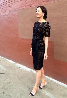 dff707ef Carissima Sheath by Byron Lars #anthrofave | Little Black Dress ...