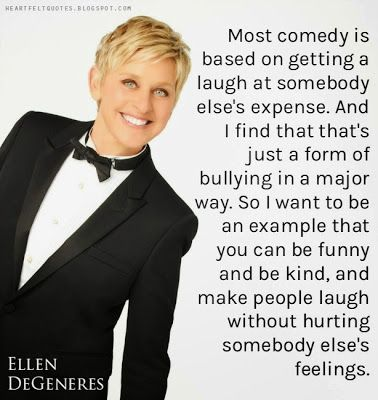Ellen degeneres quotes on sexuality