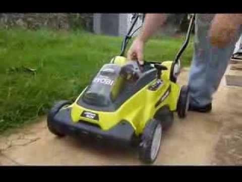 How Long Does A Ryobi 40v Cordless Mower Battery Last Cordless Mower Mower Electric Mower