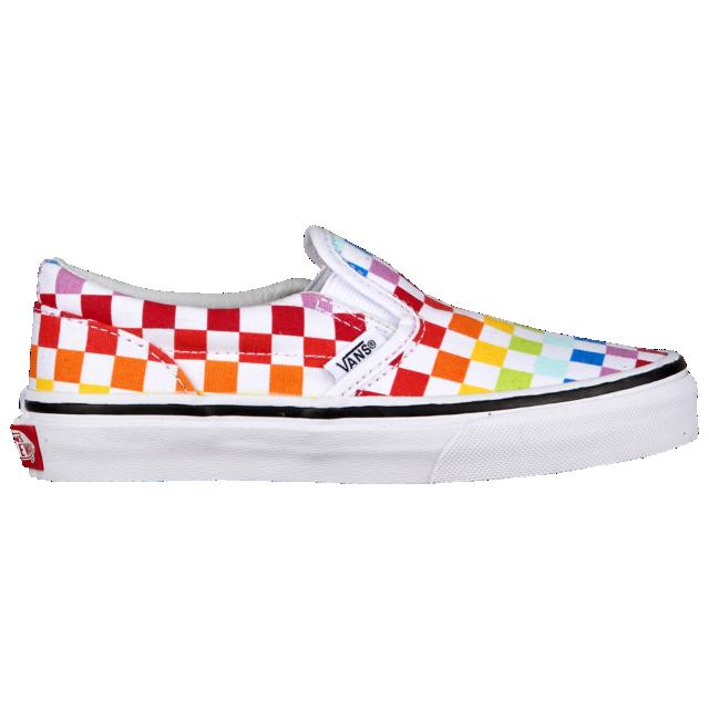 Vans Classic Slip On - Rainbow