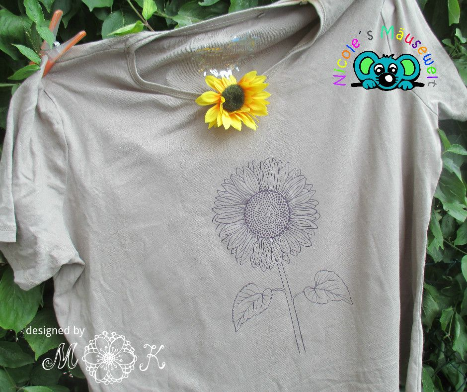 Shirt Sonneblume