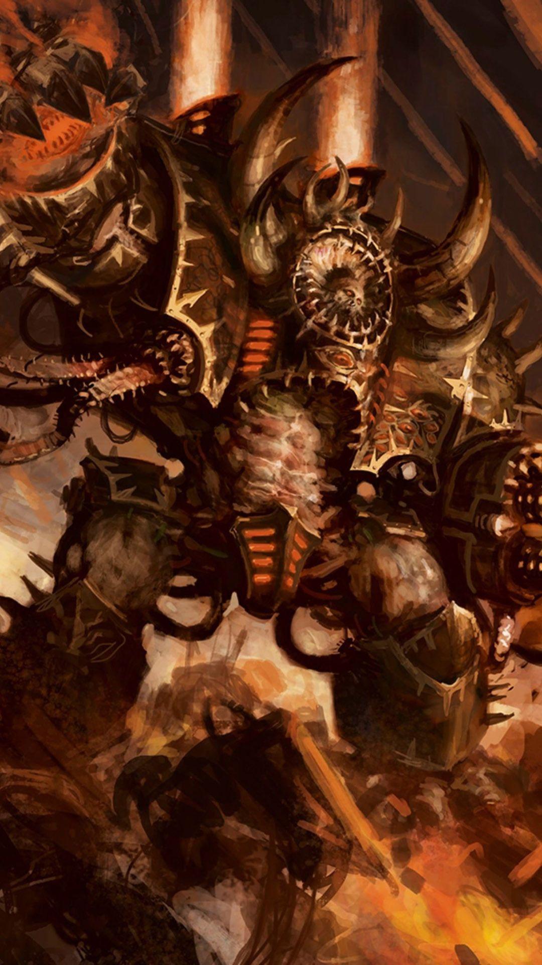 X1 Helbrute MORTIS metalikus Oscura Vendetta Chaos Space Marines WARHAMMER 40k #2