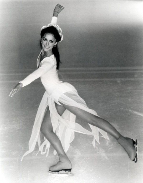 Peggy Fleming | Figure skating, Vintage ice skating, Figure ...