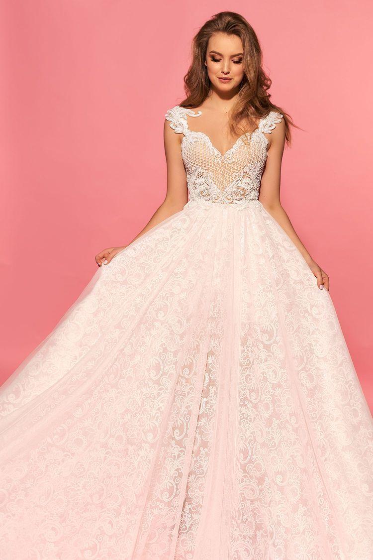 Eva Lendel Barbara - The Blushing Bride boutique in Frisco, Texas ...