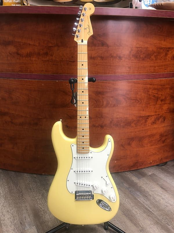 Fender Player Stratocaster Electric Guitar | Reverb #electricguitars
