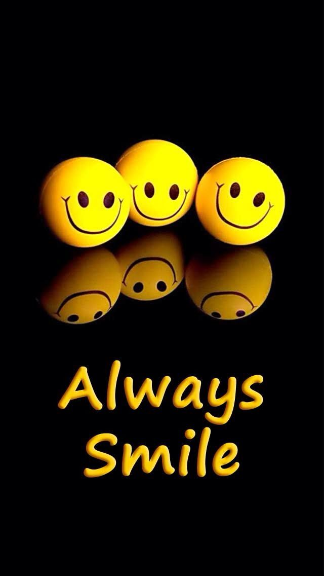 For My Smile Wallpaper Happy Smiley Face Happy Wallpaper