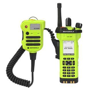 APX 7000XE P25 Portable Radio - Motorola Solutions USA | 1st