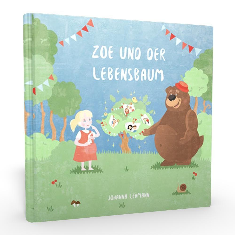 Du Und Der Lebensbaum Persönliches Kinderbuch Für Kinder