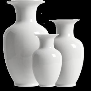 BESTECKLISTE | Sie sind echte Hingucker, die Reichenbach Vasen: nicht weil diese auffällig gestaltet wären, sondern gerade weil sie schlicht und mit ausgewogenen Proportionen daherkommen.